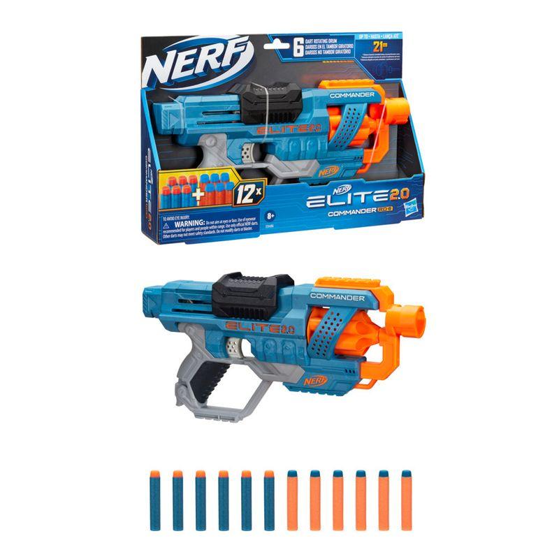 Lancador-De-Dardos---Nerf---Elite-20---Commander---Hasbro-9