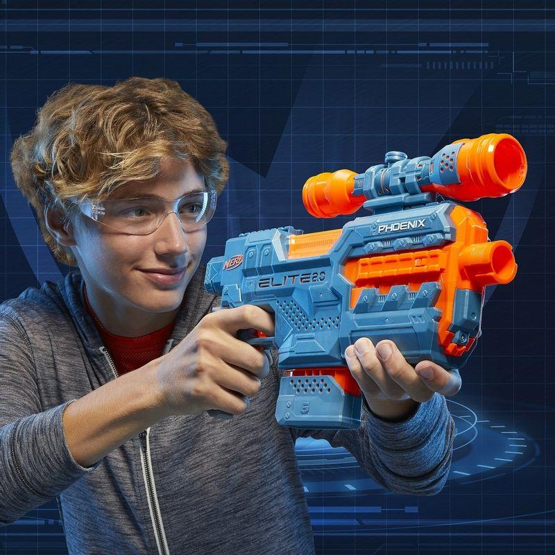 Lancador-De-Dardos---Nerf---Elite-20---Phoenix-CS-6---Hasbro-4