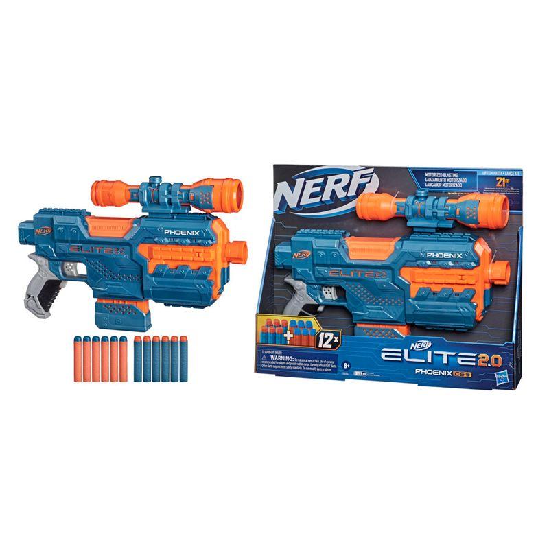 Lancador-De-Dardos---Nerf---Elite-20---Phoenix-CS-6---Hasbro-10