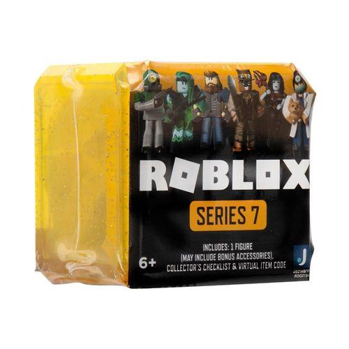 Mini Figura Surpresa - Roblox - Series 7 - 5 cm - Sunny