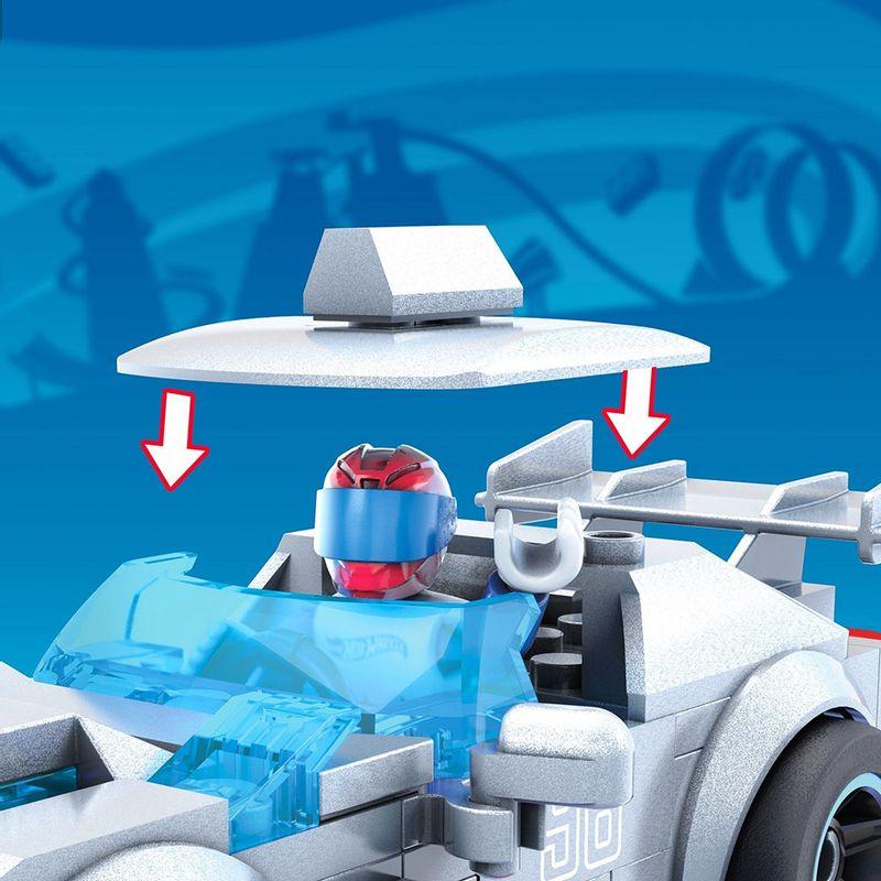 Blocos-de-Encaixe---Mega-Construx---Hot-Wheels---Carro-GT-Hunter---Mattel-4