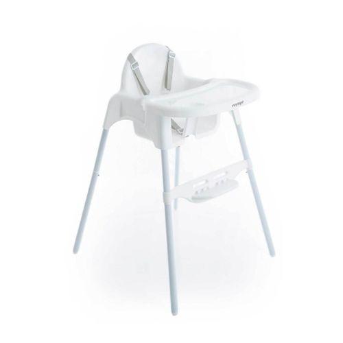 Cadeira de Refeição - Voyage - Macaron - Branca