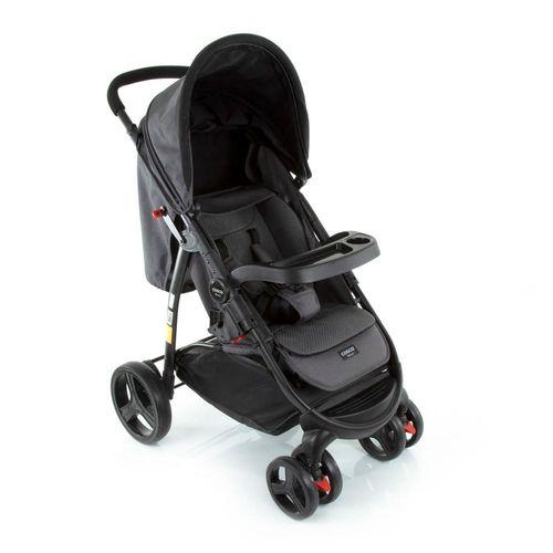 Carrinho de Bebê Nexus Cosco - Preto Mescla