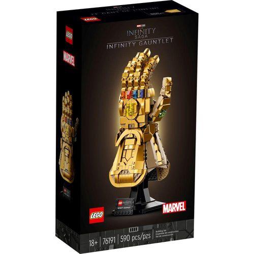 LEGO Marvel - Avengers - Manopla do Infinito - 76191