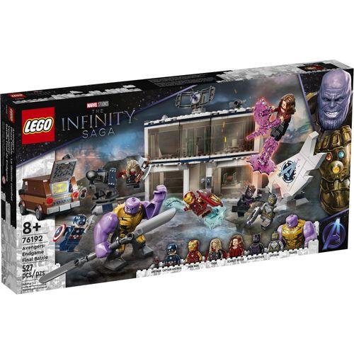 LEGO Marvel - The Infinity Saga - Avengers End Game - Final Battle - 76192