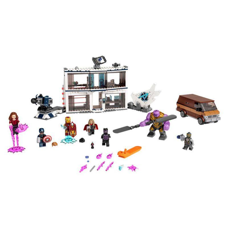 LEGO-Marvel---The-Infinity-Saga---Avengers-End-Game---Final--Battle---76192-2