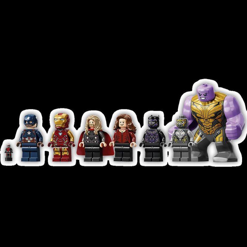 LEGO-Marvel---The-Infinity-Saga---Avengers-End-Game---Final--Battle---76192-3