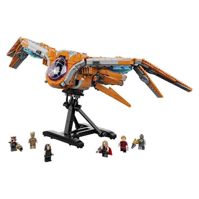 LEGO-Marvel---Avengers---Nave-dos-Guardioes---76193-2