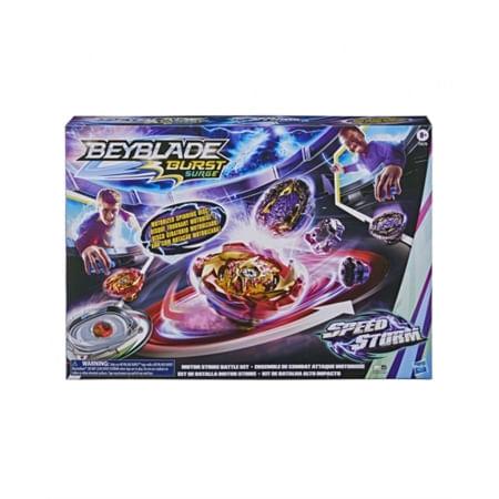 Beyblade Arena Kit Batalha Alto Impacto Speed Storm F0578 - Hasbro