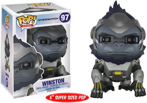 Funko Pop Overwatch Winston 97