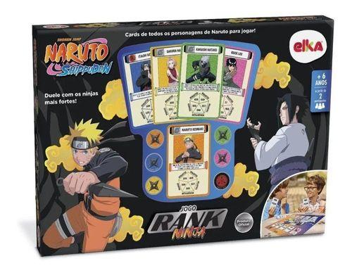 Jogo Naruto Rank Ninja Elka 1189 (325394)