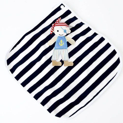 Naninha cetim Zip toys pirata
