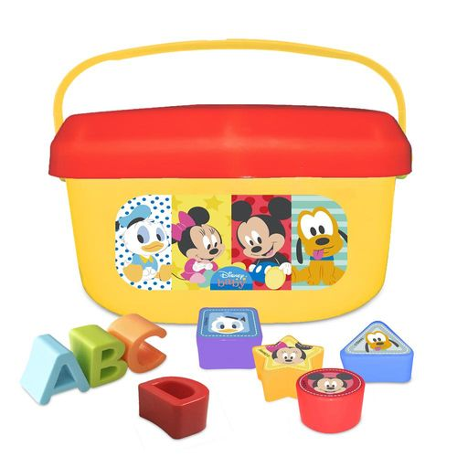 Baldinho de Formas - Disney Baby - Mickey e Amigos - Yes Toys