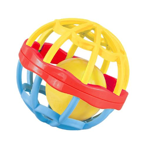 Chocalho Bolinha - Disney Baby - Colorido - Yes Toys