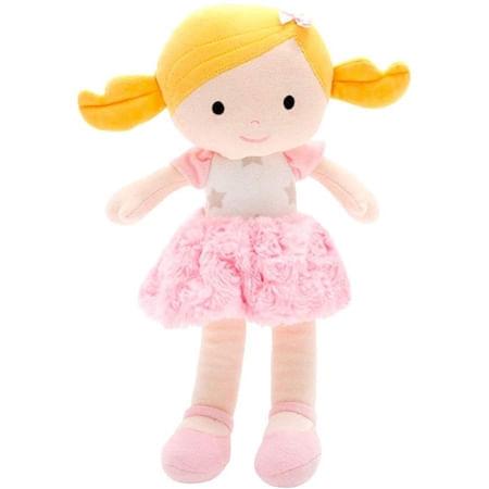 Boneca de Pano Malu - Zip