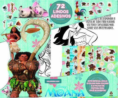 Disney - Colorindo com Moana