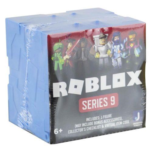 Mini Figura Surpresa - 8 Cm - Roblox - Cubo Série 9 - Sunny