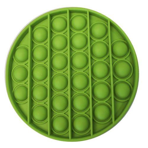 Brinquedo de Atividades - Círculo - Pop Fun - Verde - Yes Toys