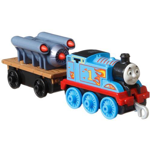 Locomotiva Thomas e Seus Amigos - Rail Rocket - Rocket Thomas - Fisher-Price
