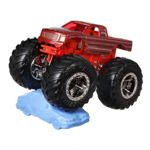 Veículo Die Cast - Hot Wheels - 1:64 - Monster Trucks - The 909 - Mattel