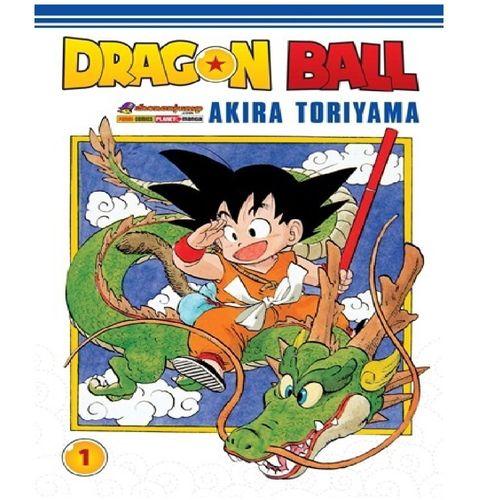 Livro Infantil - Dragon Ball - Vol. 01 - Panini