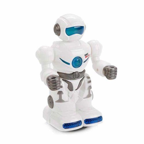Figura Eletrônica - Robô - Agility Robot - Polibrinq