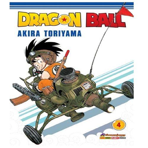 Livro Infantil - Dragon Ball - Vol. 04 - Panini