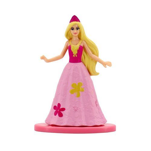 Mini Figura - Roulette - Barbie - Rainbow Cove - Mattel