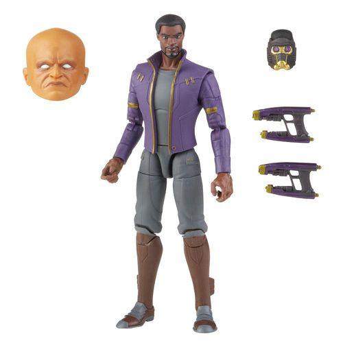 Boneco Articulado - Marvel - Legends Series - T'Challa Star-Lord - 15 cm - Hasbro