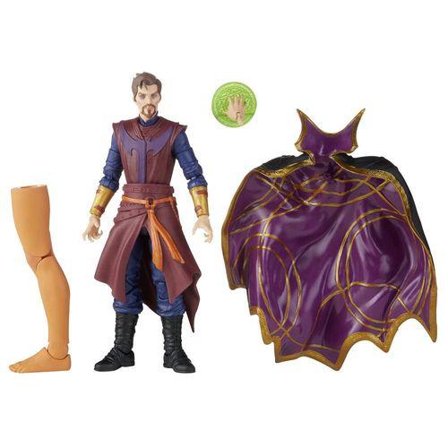 Boneco Articulado - Marvel - Legends Series - Doctor Strange Supreme - 15 cm - Hasbro