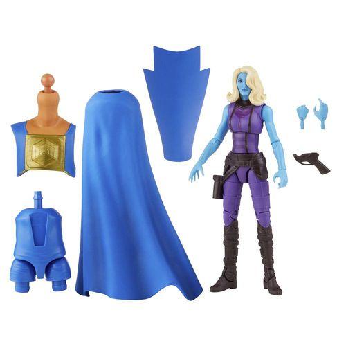 Boneca Articulada - Marvel - Legends Series - Heist Nebula - 15 cm - Hasbro