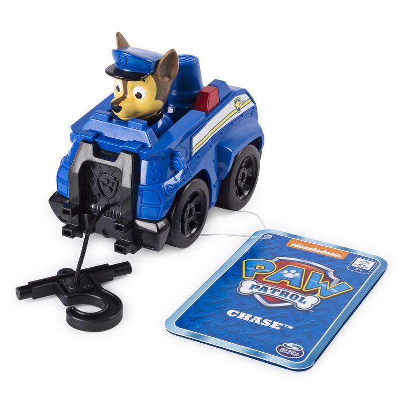 Mini-Figura-e-Veiculo---Rescue-Racers---Patrulha-Canina---Chase---Sunny-0