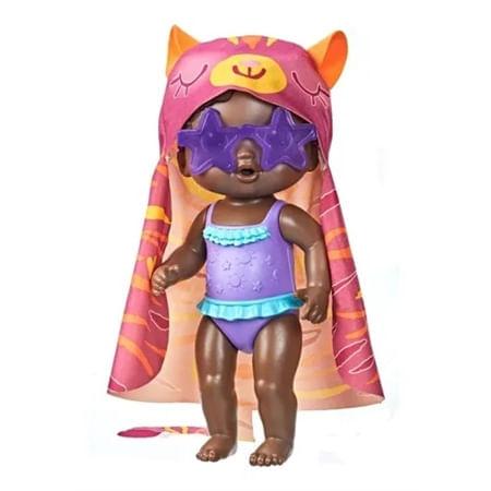 Baby Alive Dia de Sol Sunshine Love Negra - F2570 -Hasbro