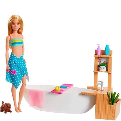 Barbie Espuma de Banho