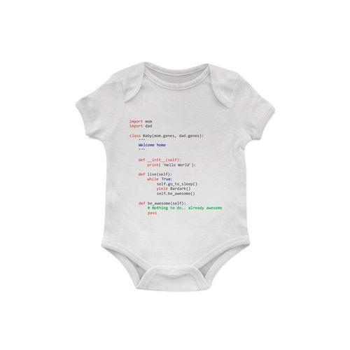 Body Bebê Linguagem Python Class