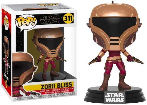 Funko Pop Zorii Bliss 311- Star Wars The Rise of Skywalker