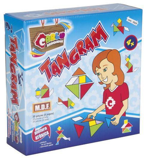 Tangram M.D.F. 3029