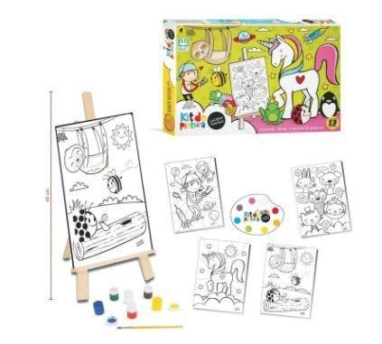 Kit De Pintura Luciano Martins