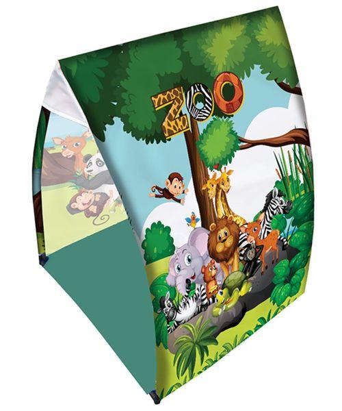 Barraca Tenda Infantil Zoo- Fabricando Idéias