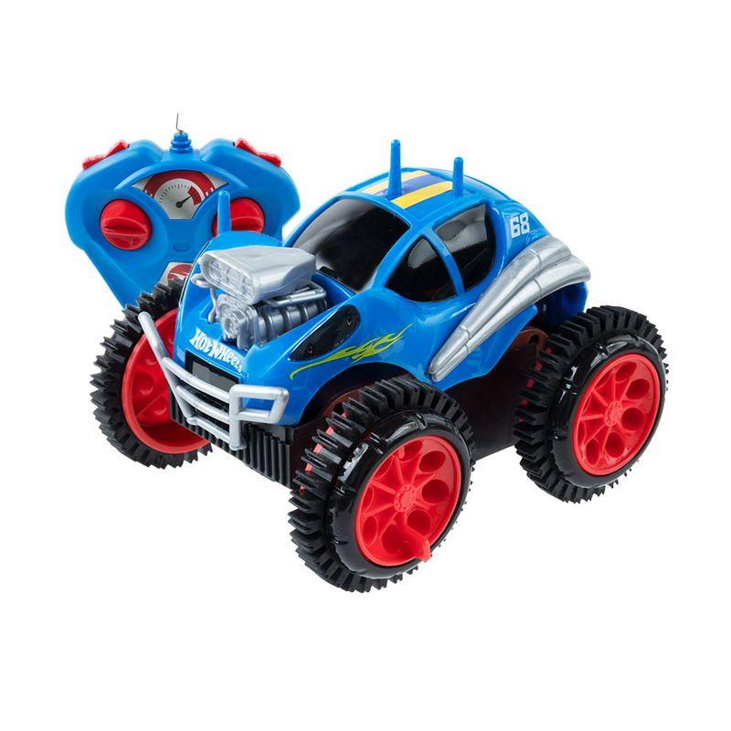 carrinho-de-controle-remoto-hot-wheels-cambalhota-azul-candide-4515_Frente
