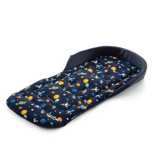 Almofada para Carrinho de Passeio - SafeComfort - Plaid - Azul Space - Safety 1St