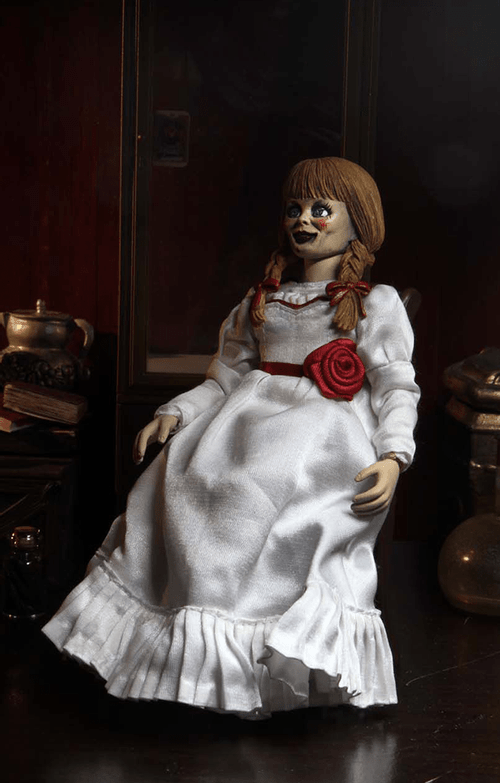 Figura Annabelle Clothed 8in - The Conjuring Universe - Neca