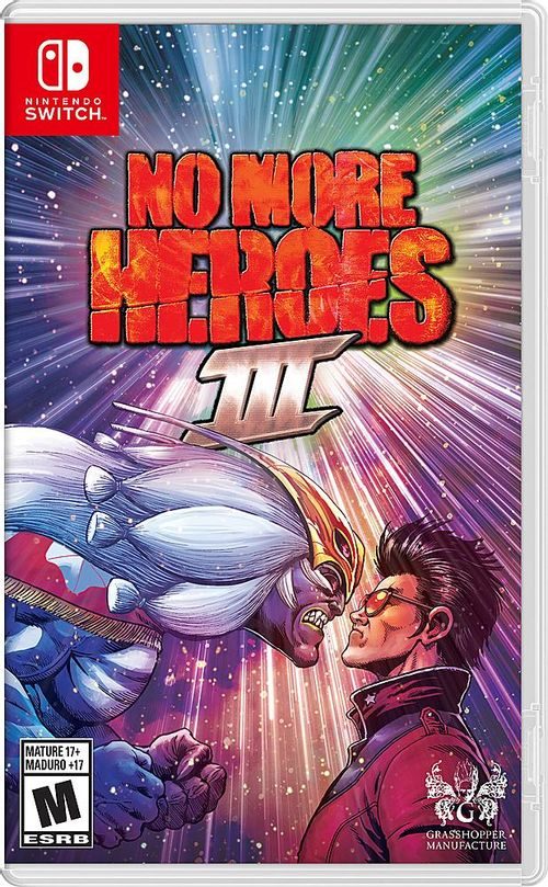 No More Heroes III - Switch