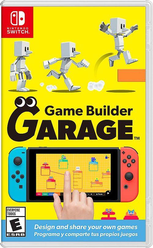 Game Builder Garage - Switch