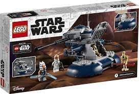 LEGO Star Wars Tanque de Assalto Blindado-75283