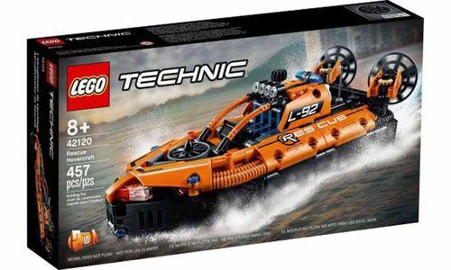 Lego Technic 42120 2 em 1 Hovercraft de Resgate - Lego