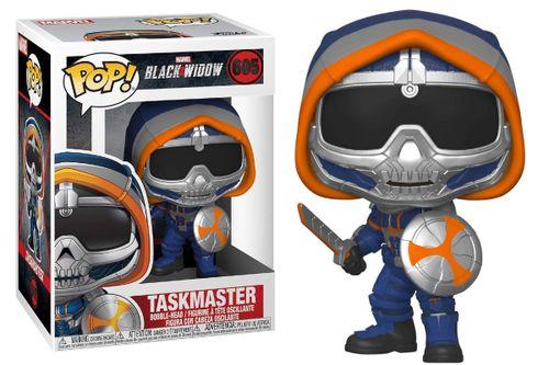 Funko Pop Taskmaster 605 - Black Widow (Viúva Negra)