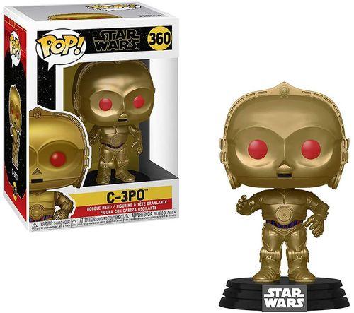 Funko Pop C-3PO 360 Star Wars