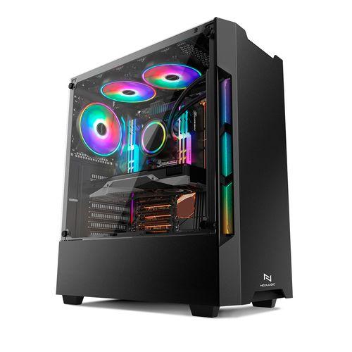 Pc Gamer Neologic NLI82769 AMD Ryzen 5 5600G 8GB (GTX 1050TI 4GB) SSD 120GB