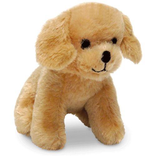 Mini Figura com Acessórios - Adotados Mochila Pet Care - Cachorrinho - Marrom - Fun